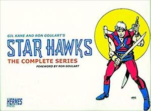 Gil Kane Starhawks Comic Strip Newspaper