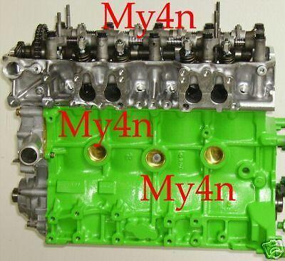 Toyota 22r 22re Hi Performance Engine Keith Black Hi Pro