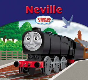 NEW - THOMAS and FRIENDS ( 44 ) NEVILLE (Thomas & the New Engine) STORY LIBRARY