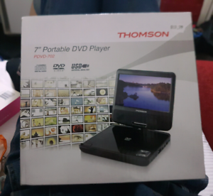 Portable DVD player Brisbane City Brisbane North West Preview