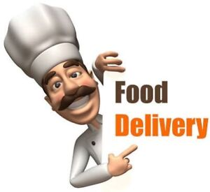 Kitchen hand and delivery driver
