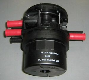 Dual Fuel Tank Selector Valve submited images.
