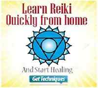 LEARN THE 3 LEVELS OF REIKI:   ALL FOR THE LOW PRICE OF $47.00