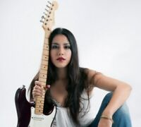 Guitar Lessons with Natasha Meister