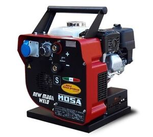 Engine Driven Arc/Stick Welder 150Amp MOSA
