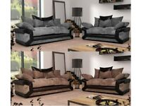 New sheldon couches with FREE FOOTSTOOL