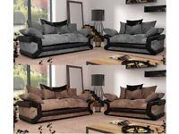 FREE FOOTSTOOL WITH Sheldon 3&2 sofas