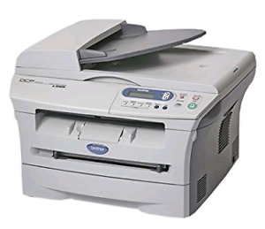 Brother DCP-7020 All-in-One Multifunction Laser Printer