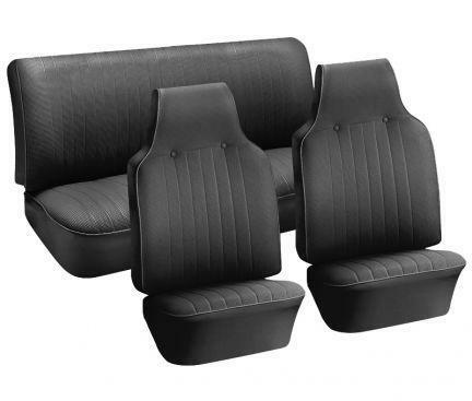 Vw Beetle Seat Covers Ebay