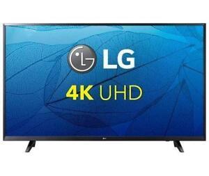 Télévision DEL 65'' 65UJ6200 4K UHD HDR IPS WebOS 3.5 Smart LG