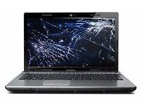 Laptop broken wanted