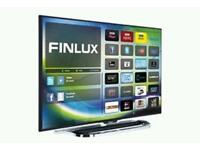 55 inch TV smart 3d free view
