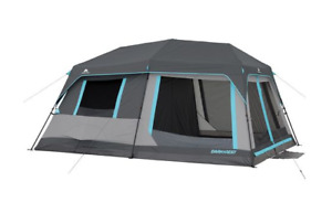 10 Person Tent Cabin Style Camping Outdoors NEW