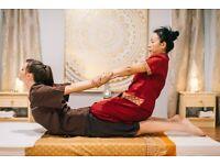 Thai massage in glasgow