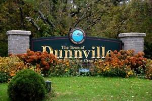 *** Small Apt or Large Room for Rent - DUNNVILLE  ***