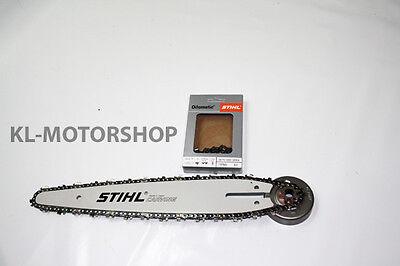 """2x Stihl Carving Sägekette  64TG 1/4"""" 1,3mm 30cm Schwert Ritzel MS 170 180 017 0"""