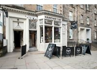 Deputy Manager - The Hanover Tap, Edinburgh