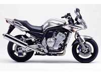 FZS 1000 Silver (Winter Bike) 1 owner from new. (Bargain)