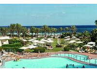 Family of 3. Tunisia all inclusive. Easter holidays.