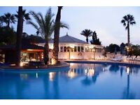 """One week three bedroom time share at luxurious La Quinta Club in La Manga Spain"""