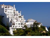 Holiday Apartment, Spain, Forest Hills, Estepona, Costa Del Sol Spain, 1 Bedroom Sleeps 4