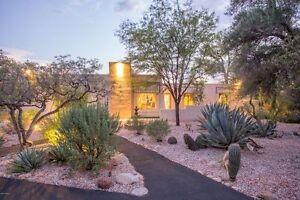 SNOW BIRDS Modern/Contemporary resort style home in Arizona !!!!