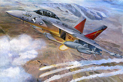TRUMPETER® 03206 EA-18G Growler in 1:32