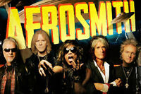 4 G.A. TICKETS TO AEROSMITH...save $$ from buying online