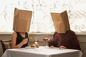 Paying someone to set me up on a blind date!