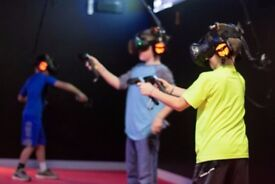 VIRTUAL REALITY KIDS PARTY HIRE!