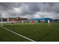 6 a side football, mondays & thursdays 8pm, 3g pitch, altrincham sale urmston partington manchester