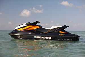 2 SeaDoo GTR 215/ 2014 (only 25hrs) Trailer Included