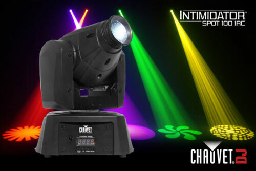 Chauvet Lighting Intimidator Spot 100 IRC LED Lighting