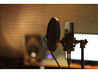 Professional Vocal Recording Songwriting & Production Studio - Music Producer & Sound Engineer in W5