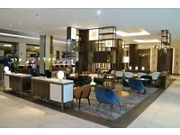 London Marriott Regents Park - Various opportunities in Front Office available!