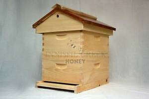 Beekeeping Supplies - Bee Hives, Wooden Ware, Spring Feed