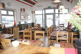 Part time Chef for Small Italian, Tintagel, Cornwall