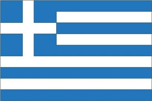 GREECE NATIONAL FLAG 3 X 2 Greek ATHENS KOS RHODES