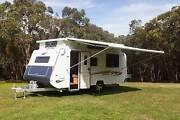 CARAVAN HIRE - A'van 499 Aspire WITH SHOWER & TOILET Geelong Geelong City Preview