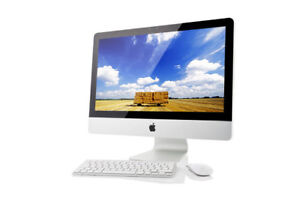 iMac Computer 21.5 Intel Core i3 @3.3GHz All in One Late 2013