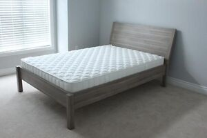 IKEA Double-sized Bed Frames & Mattress
