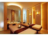 Pinkki Thai massage