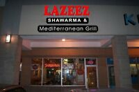 Shawarma Cook required