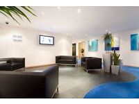 This modern three-storey building combines a prime location with award-winning customer service