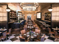 Waiters and Bar Tenders: Printing Press Bar & Kitchen