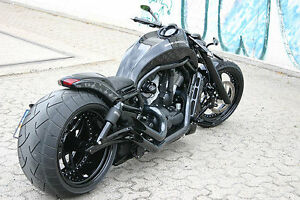 harley v-rod radical custom parts authorized dealer