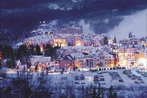 """AFTER THE RUSH, A REAL HOLIDAY! WONDERLAND MT. TREMBLANT"