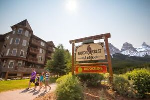Canmore Falcon Crest Lodge vacation rental -Sept 8-15