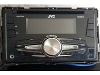 Jvc double din stereo