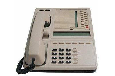 Fully Refurbished Mitel 9174-000-025 Superset 4 Multi-line Phone Yellowed